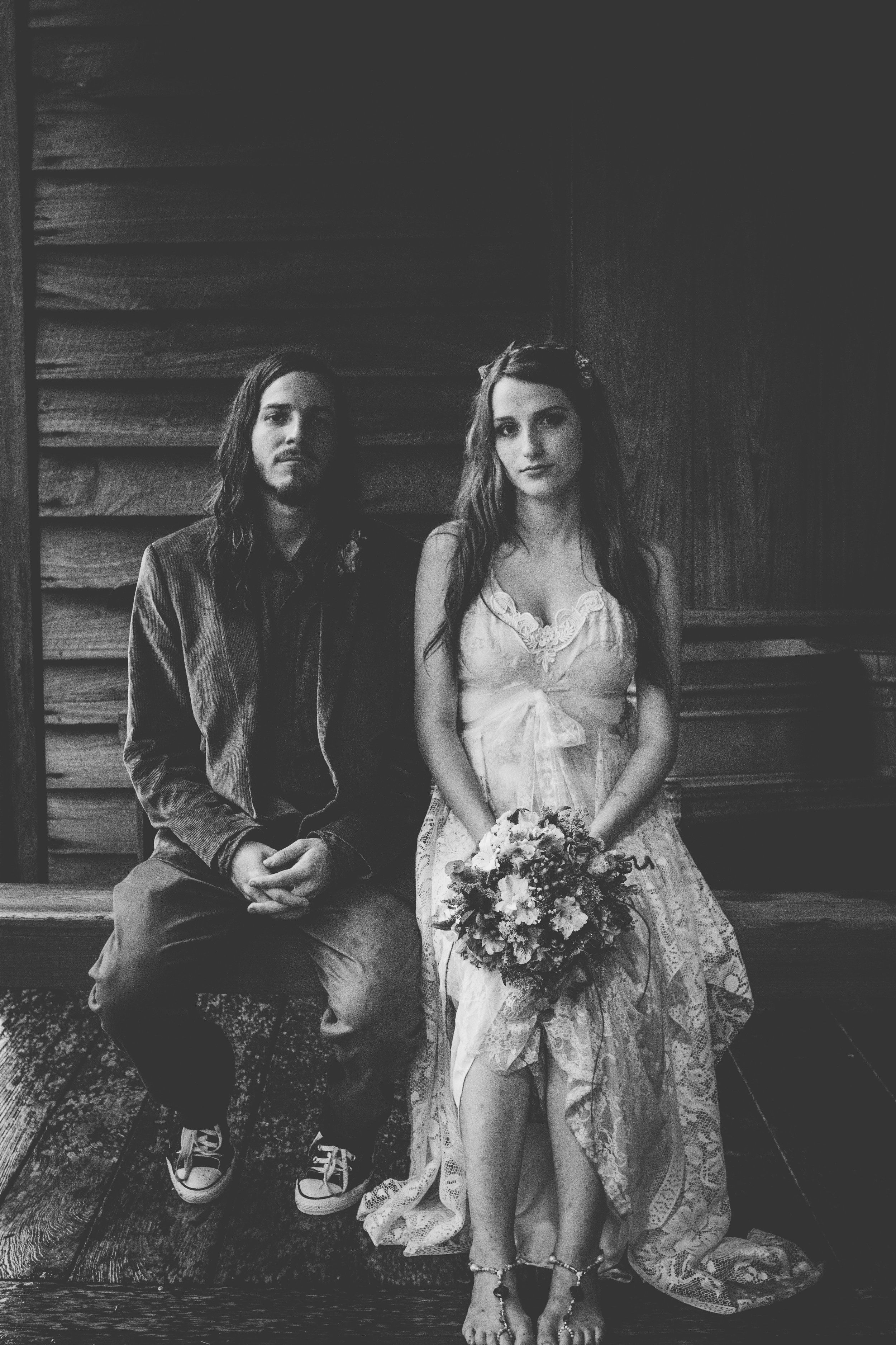 Moody Wedding Photography New Orleans Moody Wedding Photography Intimate Wedding Photographer Saints Row