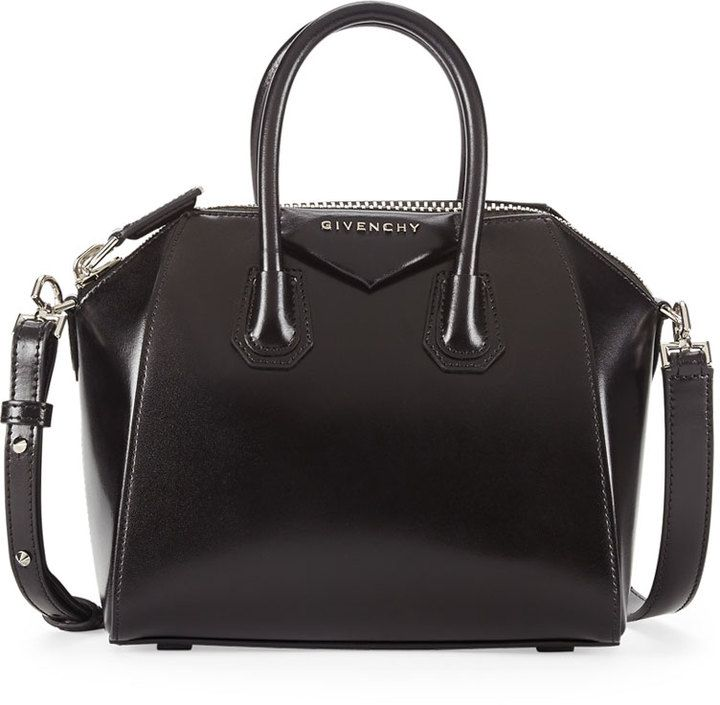 What a Fierce Givenchy Satchel! The Antigona Mini Leather Satchel Bag. Yes  Please! One to Go! 105abf694b