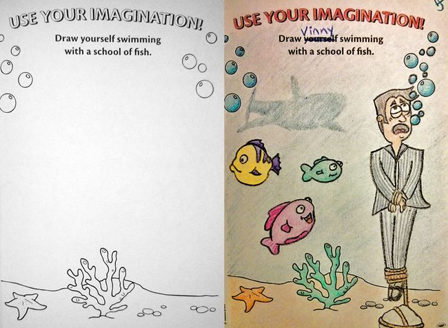 18 Coloring Books Twistedly Turned Funny By Naughty Adults Leave It To Take