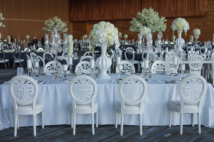 Alisha Fazeel Surrey Wedding By Varsola Visuals With Images Reception Decorations Visual Wedding