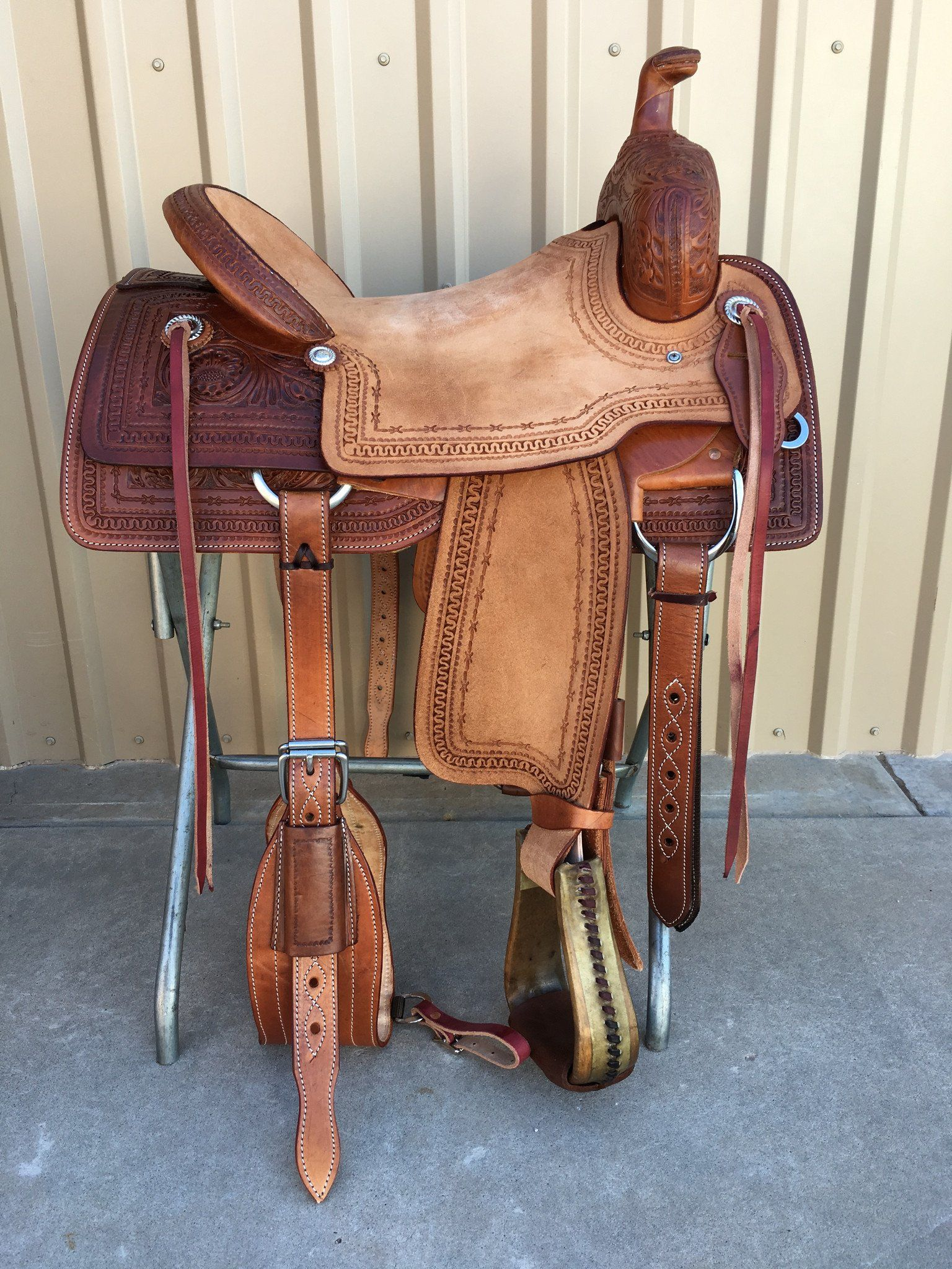 CSRC 903 Corriente Ranch Cutter | tack | Ranch riding, Horse riding