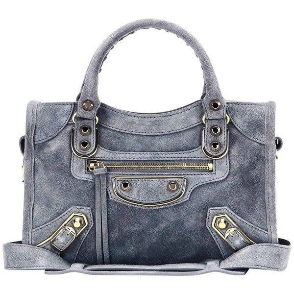 Balenciaga Pre-owned - City leather crossbody bag 5afpXiJuf