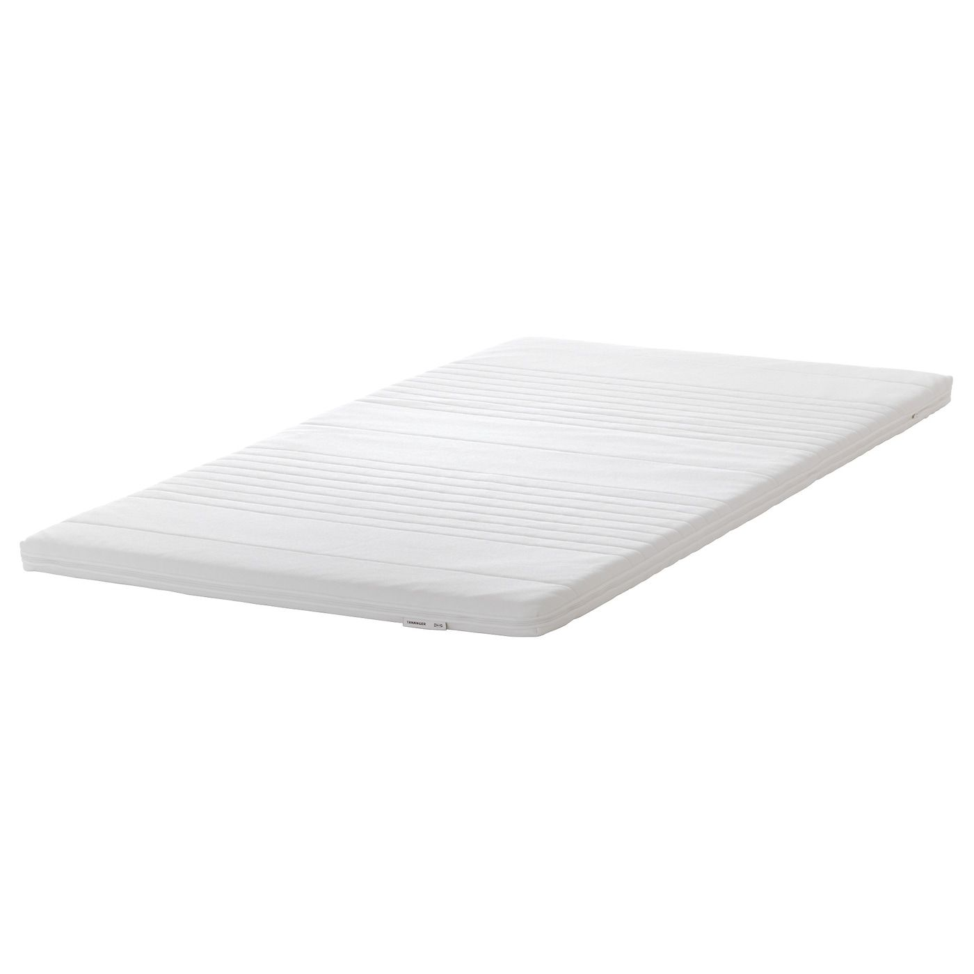 Tananger Mattress Topper White Twin Ikea In 2020 Mattress Topper Mattress Foam Mattress