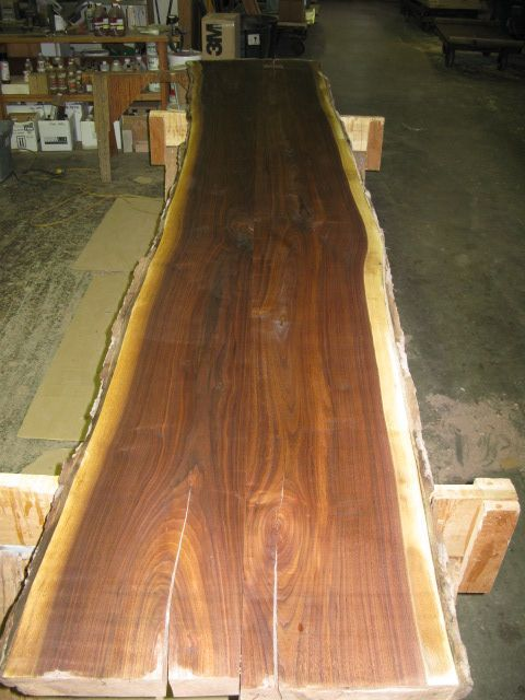 Superior Glued Slabs · Wood CountertopsLong TablesWooden ...