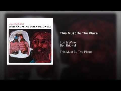 ▶ This Must Be The Place - YouTube