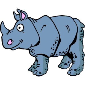 rhino clipart cliparts of clipart panda free clipart images rh pinterest com rhino clip art free rhino head clip art