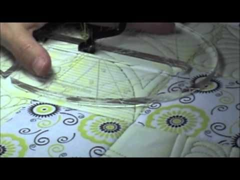 Drawing Lines For Quilting : These rulers will help you evenly space small lines in your