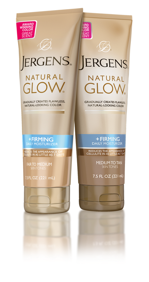 Jergens Natural Glow Firming Daily Moisturizer Medium to