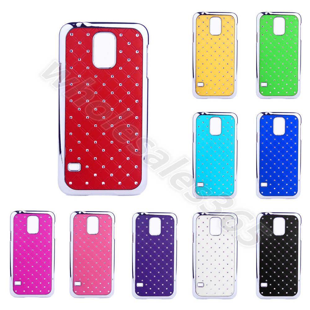 For Samsung Handphone Case New Glitter Diamond Crystal Bling Plastic Cover Skins Unbrandedgeneric Backcasecoverskin