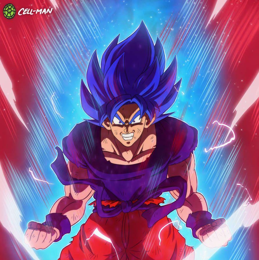 Goku Super Saiyajin Blue Kaioken By Cell Man On Deviantart Anime Dragon Ball Super Dragon Ball Super Goku Dragon Ball Artwork