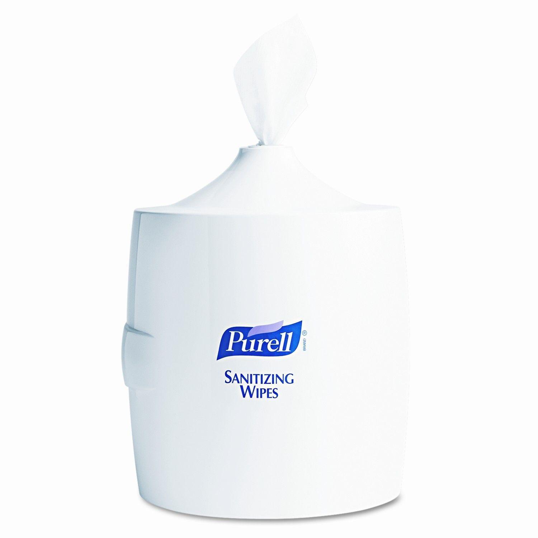11 X 17 Menu Floor Stand Snap Open Purell Hand Sanitizer