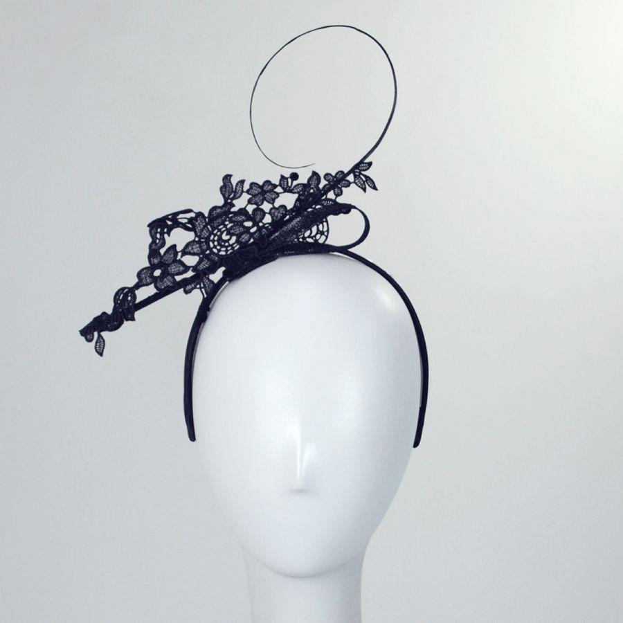 Something Special Lace Fascinator Headband Fascinators & Headbands