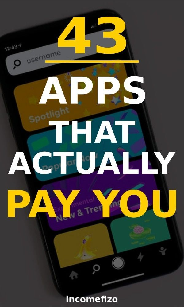 Make money online with your smartphone, earn side cash and more passive income with just anything you can think of. Here is a massive list of 43 money making apps that actually pay you. #quickcashapps #cashapps #moneyapps #makemoney #extracash