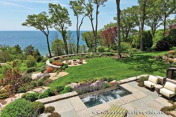 Excellent Waterfront Landscaping Ideas 104 255 Waterfront Landscape Largest Home Design Picture Inspirations Pitcheantrous