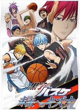 Kuroko/'s Basketball Group Wall Scroll Poster Anime Manga NEW