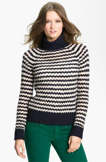 Tory Burch 'Carey' Turtleneck Sweater | Nordstrom