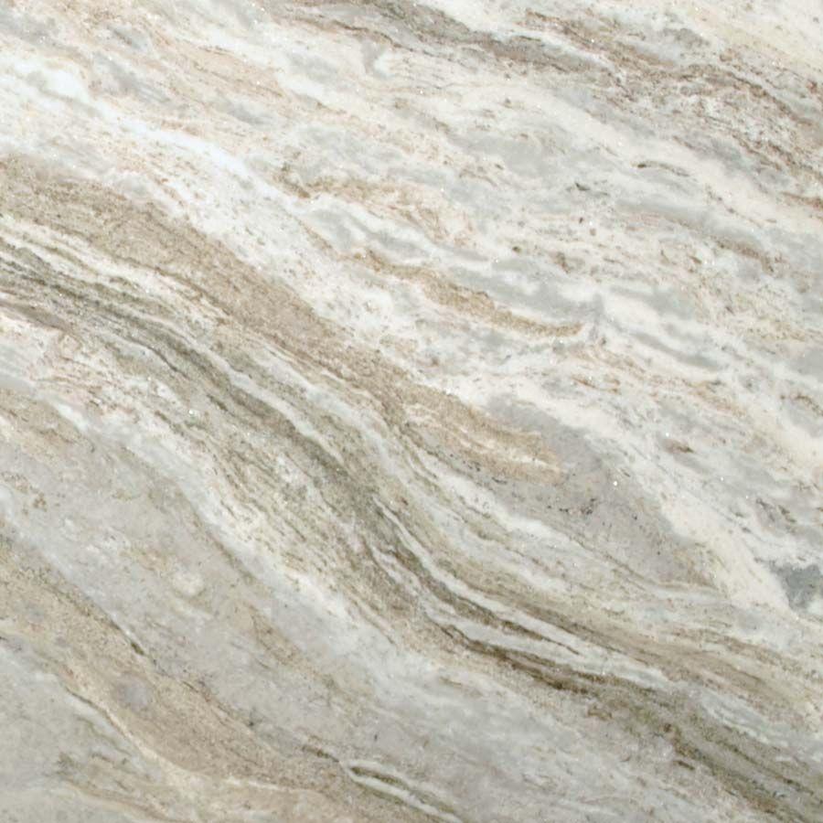 Countertops are fantasy brown granite the backsplash is marble - Fantasy Brown Granite