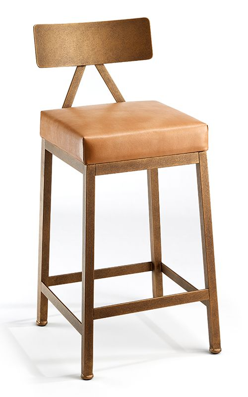 Dependable Solid Wood Stool Furniture Benches & Stools
