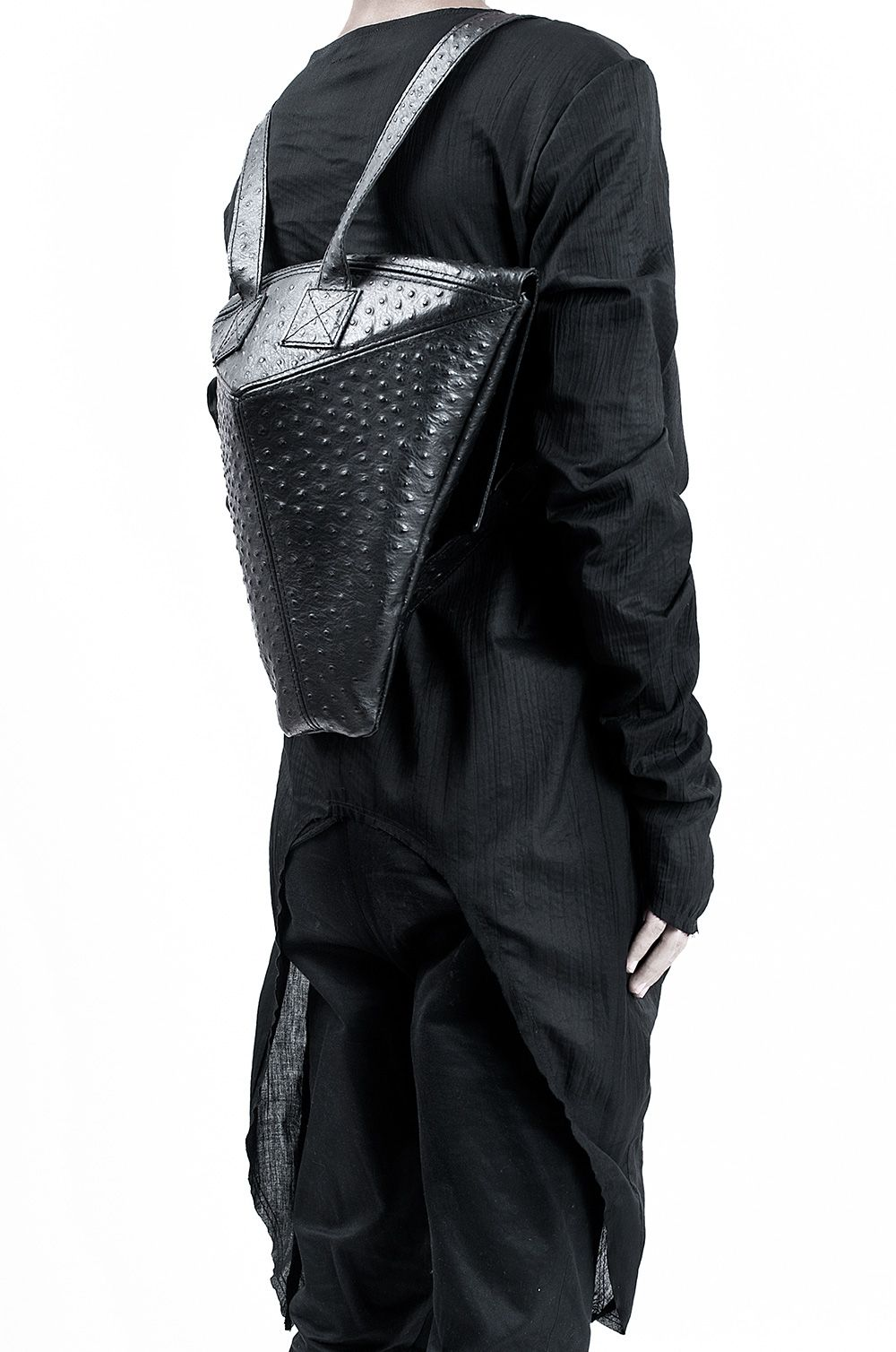 "Visions of the Future: minoar: "" Minoar Pyramid Backpack in store www.minoar.com """
