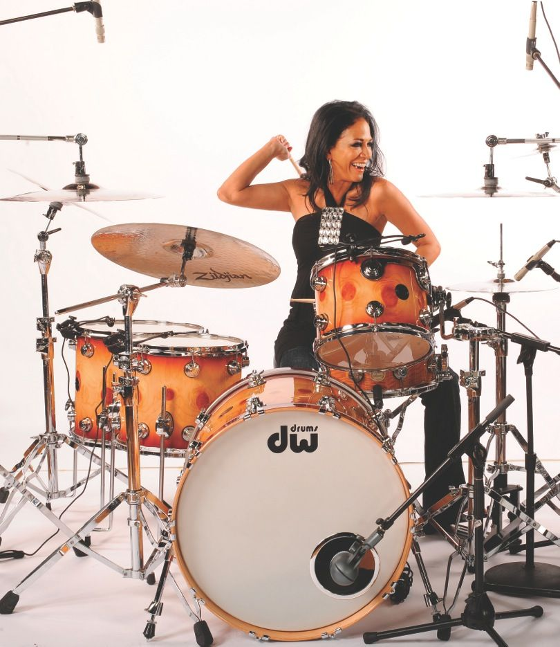Sheila E-Possibly The Best Female Drummer Of All Times -5981