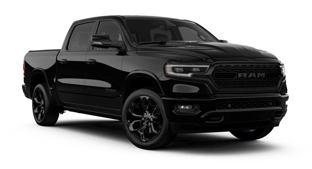 Ram 1500 Limited Black y Heavy Duty Night Edition