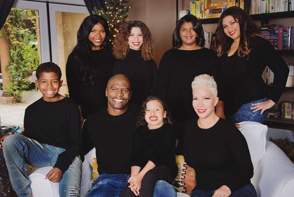 Terry Crews Family 5 Kids Wife Siblings Parents Bhw Terry Crews Wife And Kids Celebrity Kids