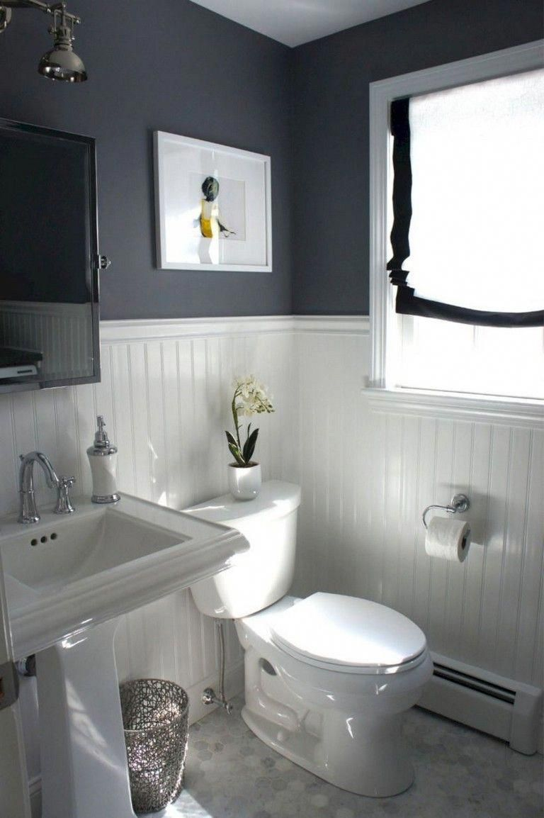 50 Best Small Bathroom Ideas On A Budget Bathroomdesign Bathroomremodel Bathroomdecor Creativehomedecor Bathroom Makeover Bathroom Remodel Master