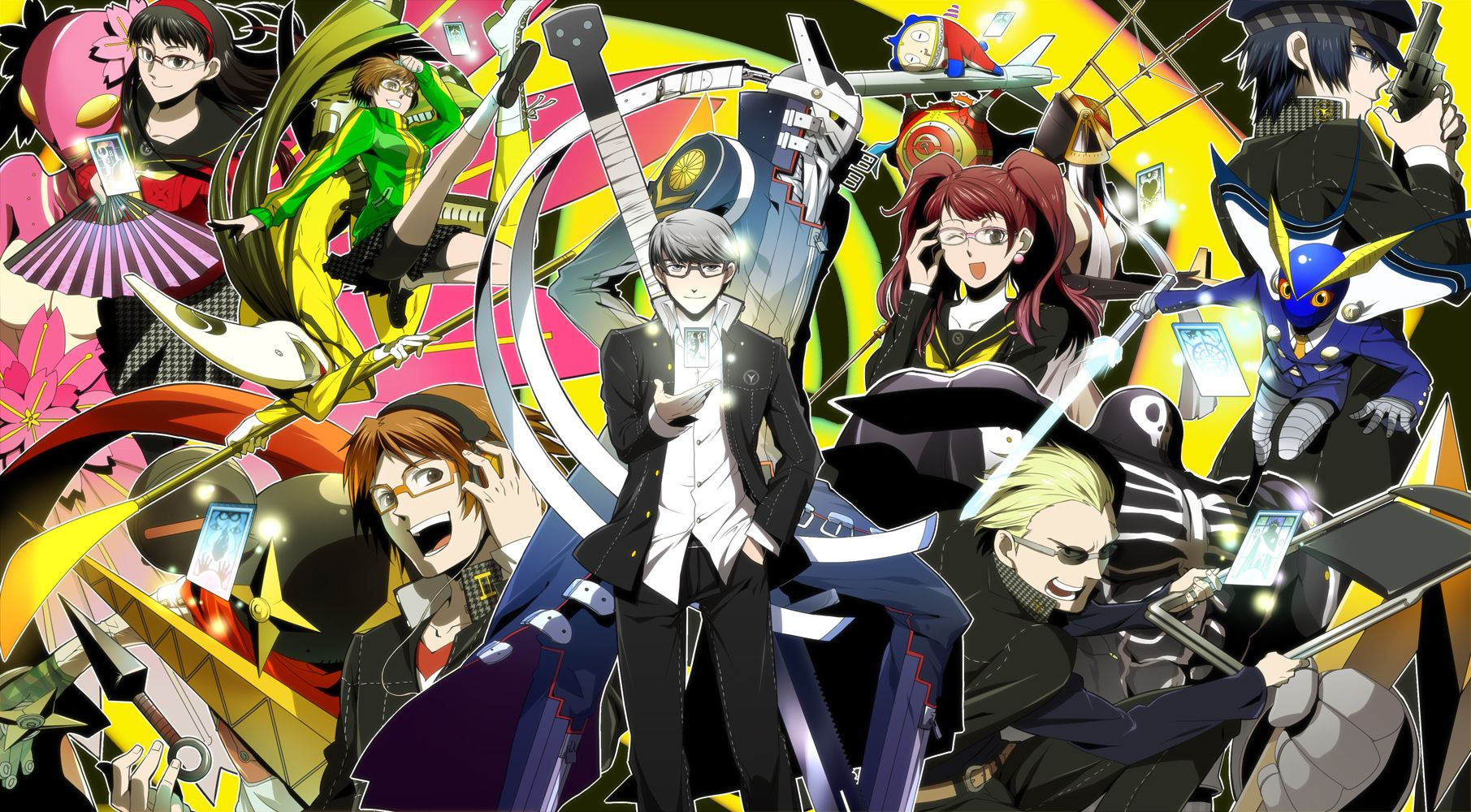Things I Ve Been Playing Persona 4 Persona 4 Wallpaper Persona