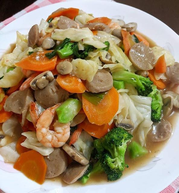 Resep Cara Membuat Capcay Istimewa Super Lezat Resep Masakan Cina Resep Masakan Masakan