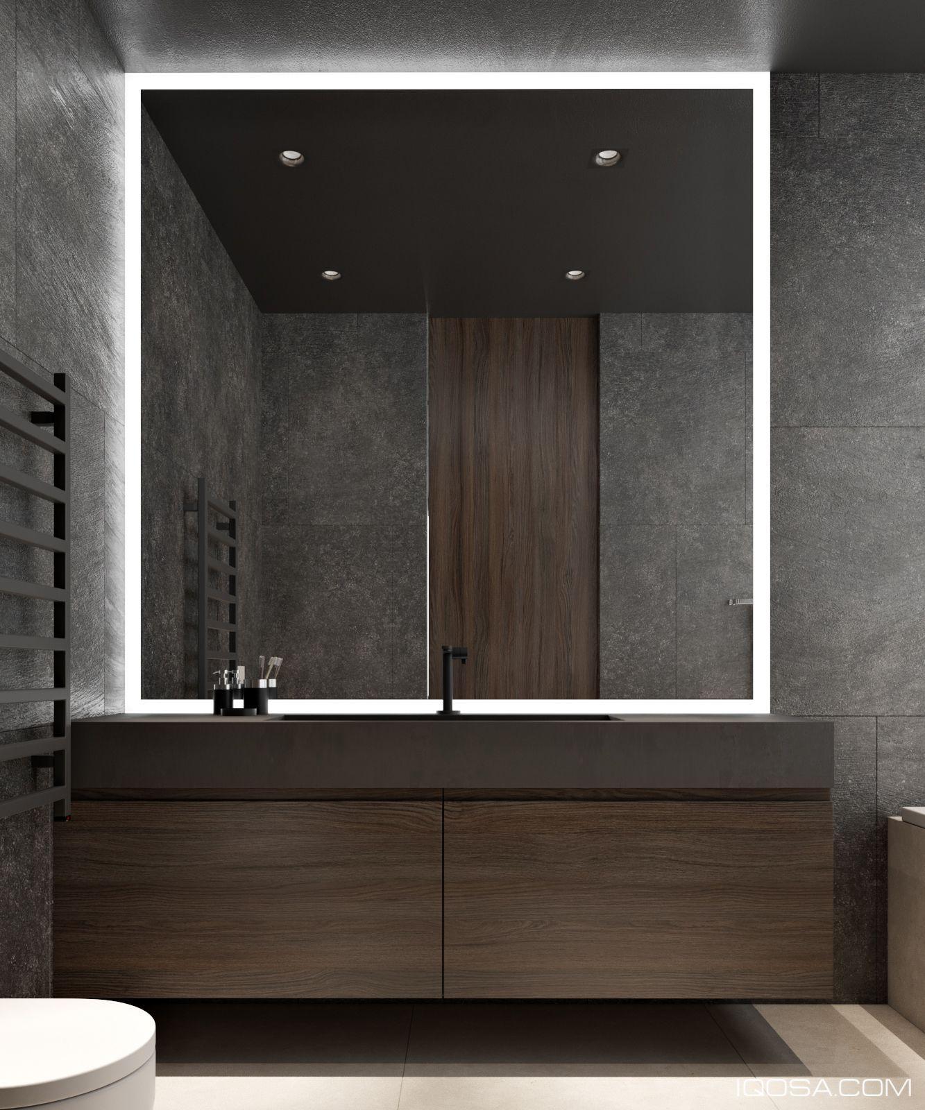Vanity Mirror Bathroom Mirrors Vanity Mirror With Lights Wall Mirror Makeup Mirror With Lights Full Lengt Bathroom Model Bathroom Mirror Design Simple Bathroom