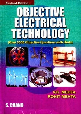 Electrical Technology Objective Book Electrical Electronics