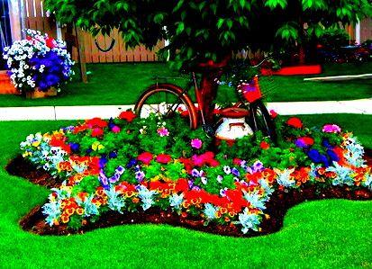 Como dise ar un jardin peque o 413 299 mini for Como disenar jardines exteriores
