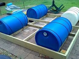 Bildergebnis Fur Homemade Pontoon Boat 55 Gal Drums