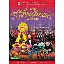 Mormon Tabernacle Choir: Keep Christmas With You Featuring Santino ...