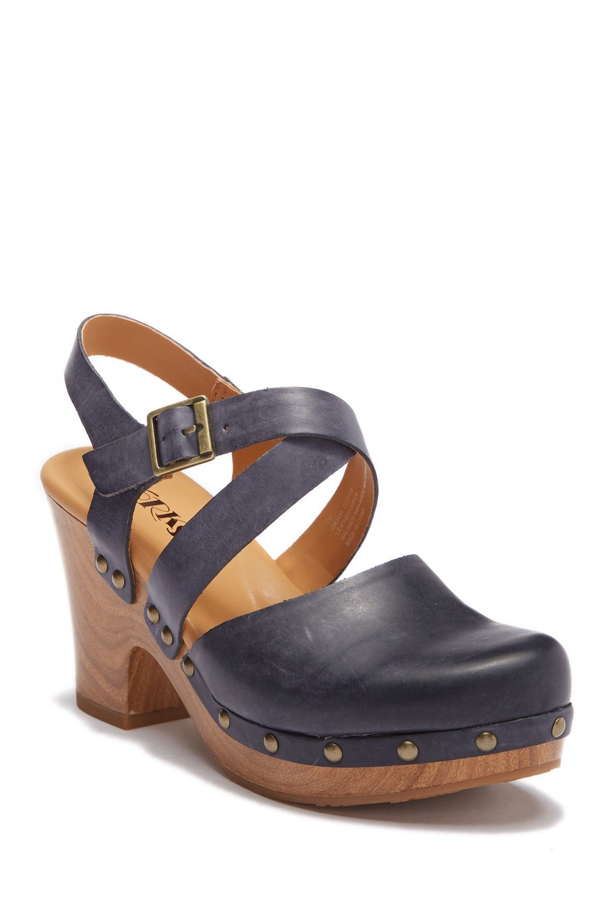 97ef87694752 KORKS BY KORK-EASE - Abloom Slingback Clog Sandal is now 33% off. Free  Shipping on orders over  100.