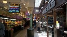 """Lowell's In """"The Heart"""" of the Main Arcade.  Best clam chowder in Seattle's Pike Place Market!"""
