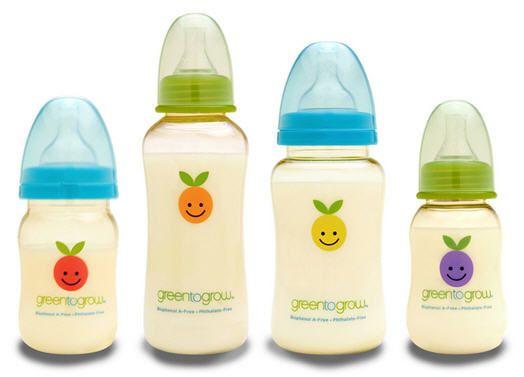 Green To Grow Baby Bottles Bpa Free Baby Bottles Baby Bottle Set Baby Bottles