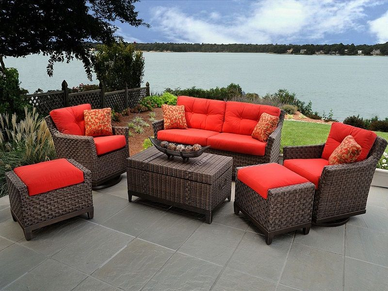 Deep Seating Lazy Boy Patio Furniture Sams Club Http Lanewstalk Enjoy Outdoor Break With
