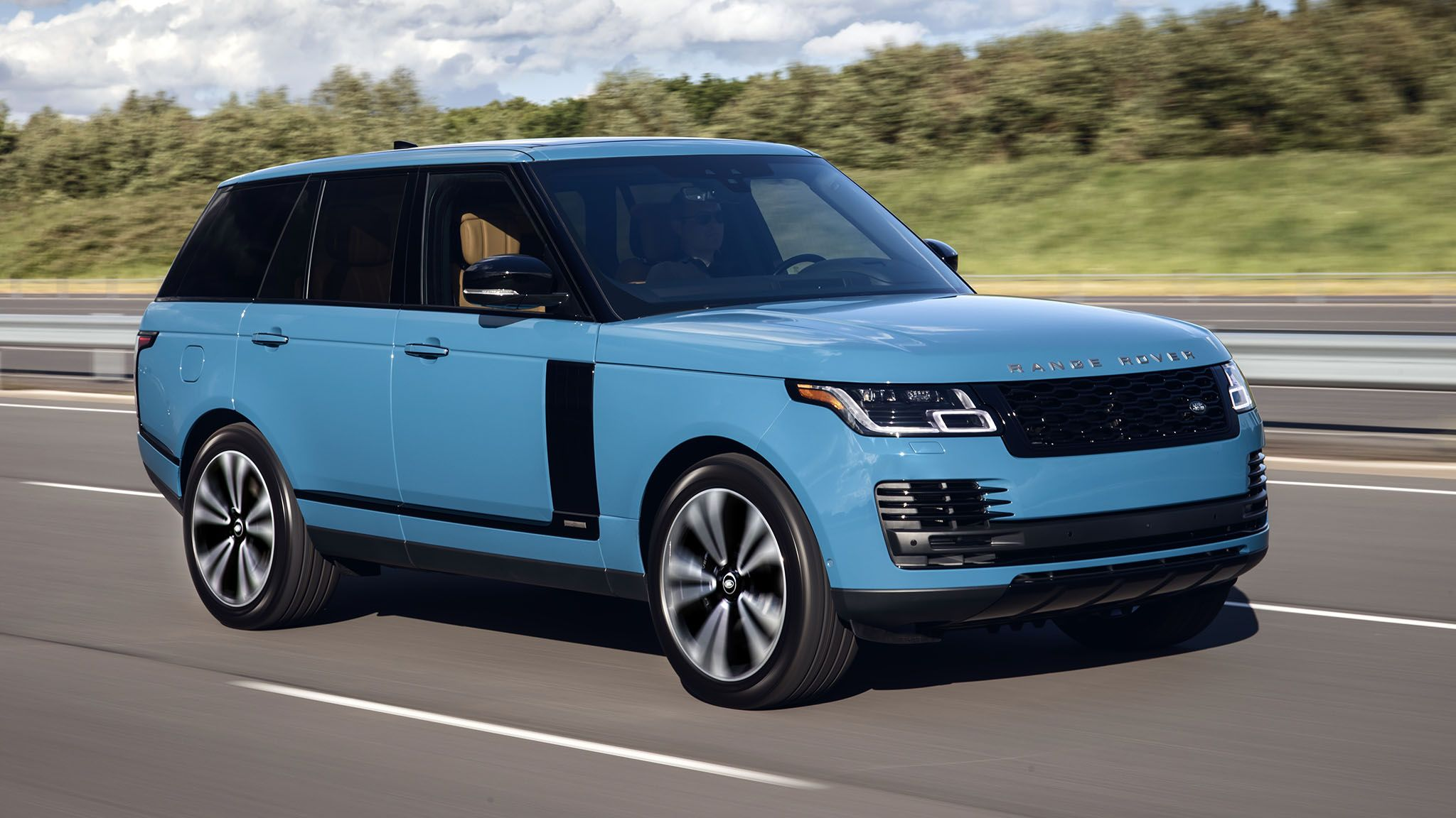 2021 Land Rover Range Rover Fifty Marks the SUV's 50th