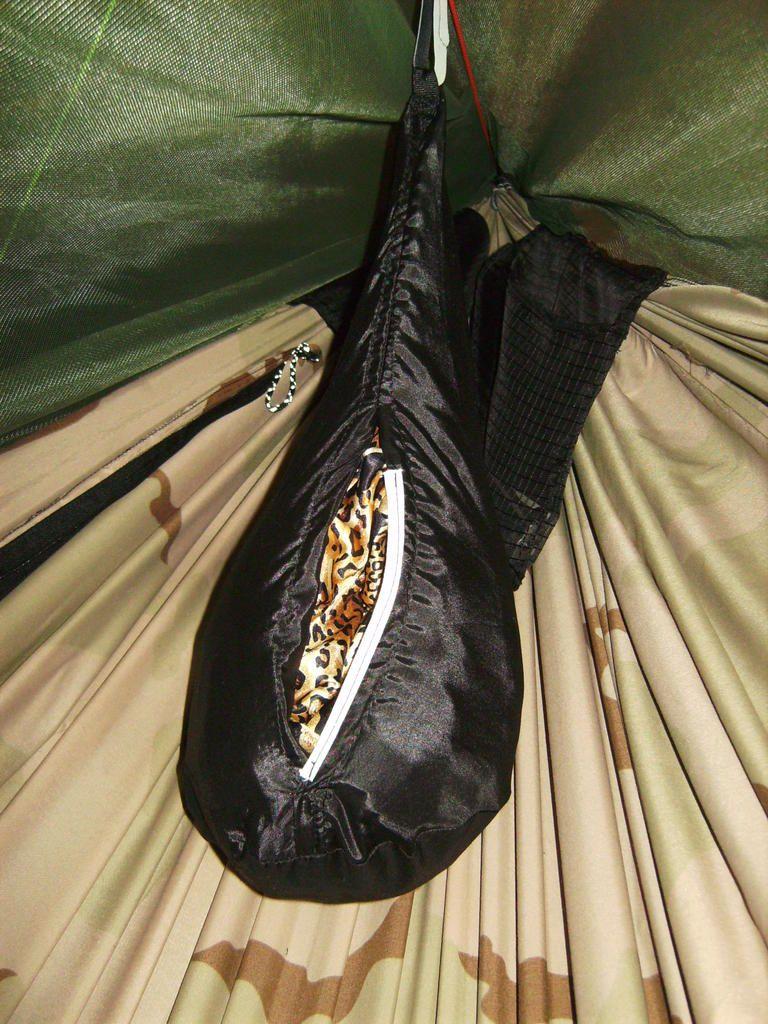 Diy Self Closing Hammock Peak Bag Myog Backpacking Diy