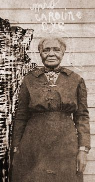 Aunt Caroline Dye was a famous hoodoo woman or two-headed doctor who
