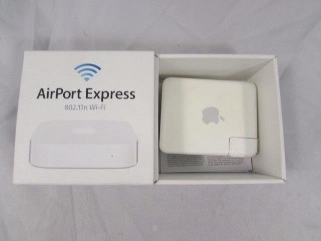 Apple Airport Express A1264 802.11n WiFi Wireless N Router Base Station