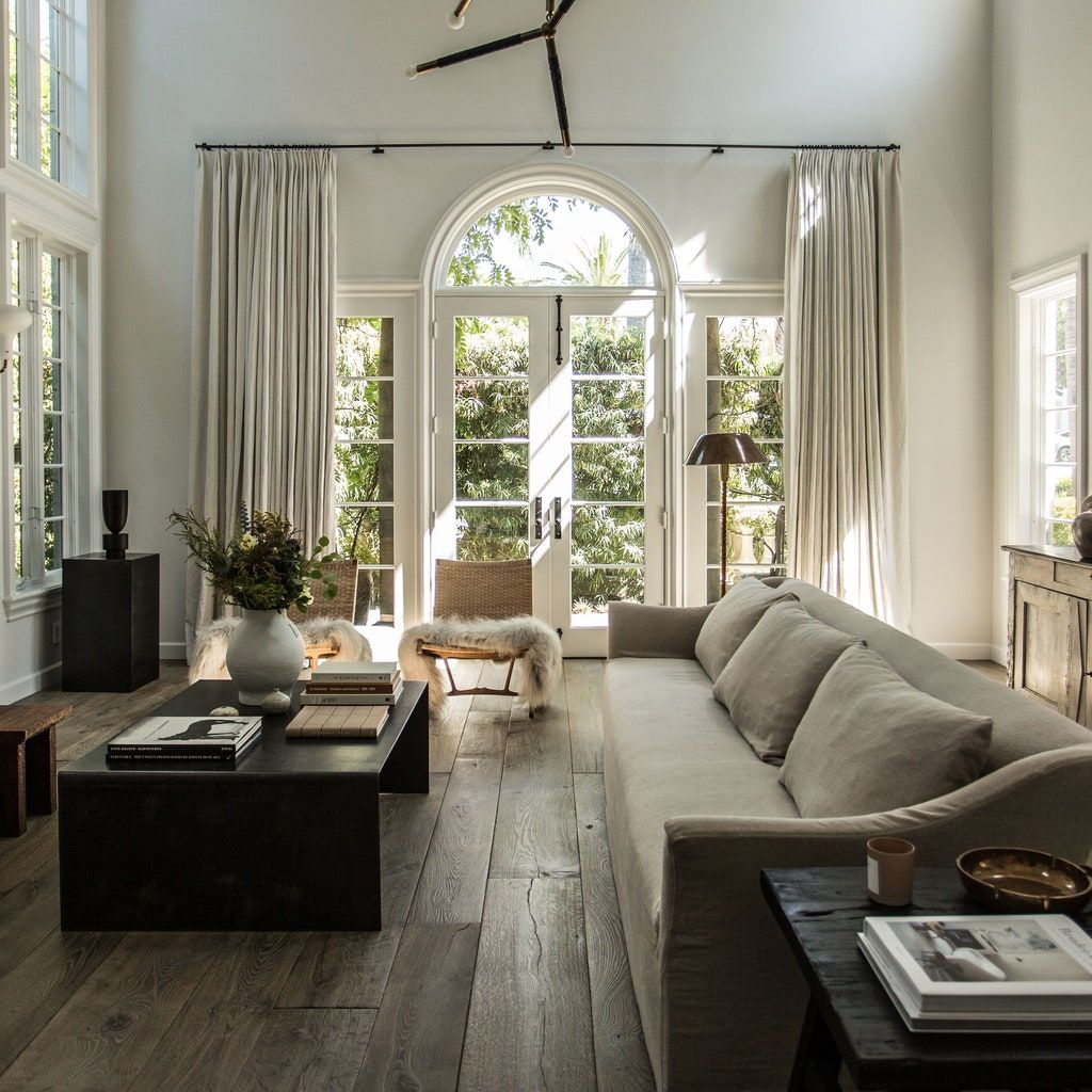 Step Inside an L.A. Home That's All About Cool Neutrals and Natural Light