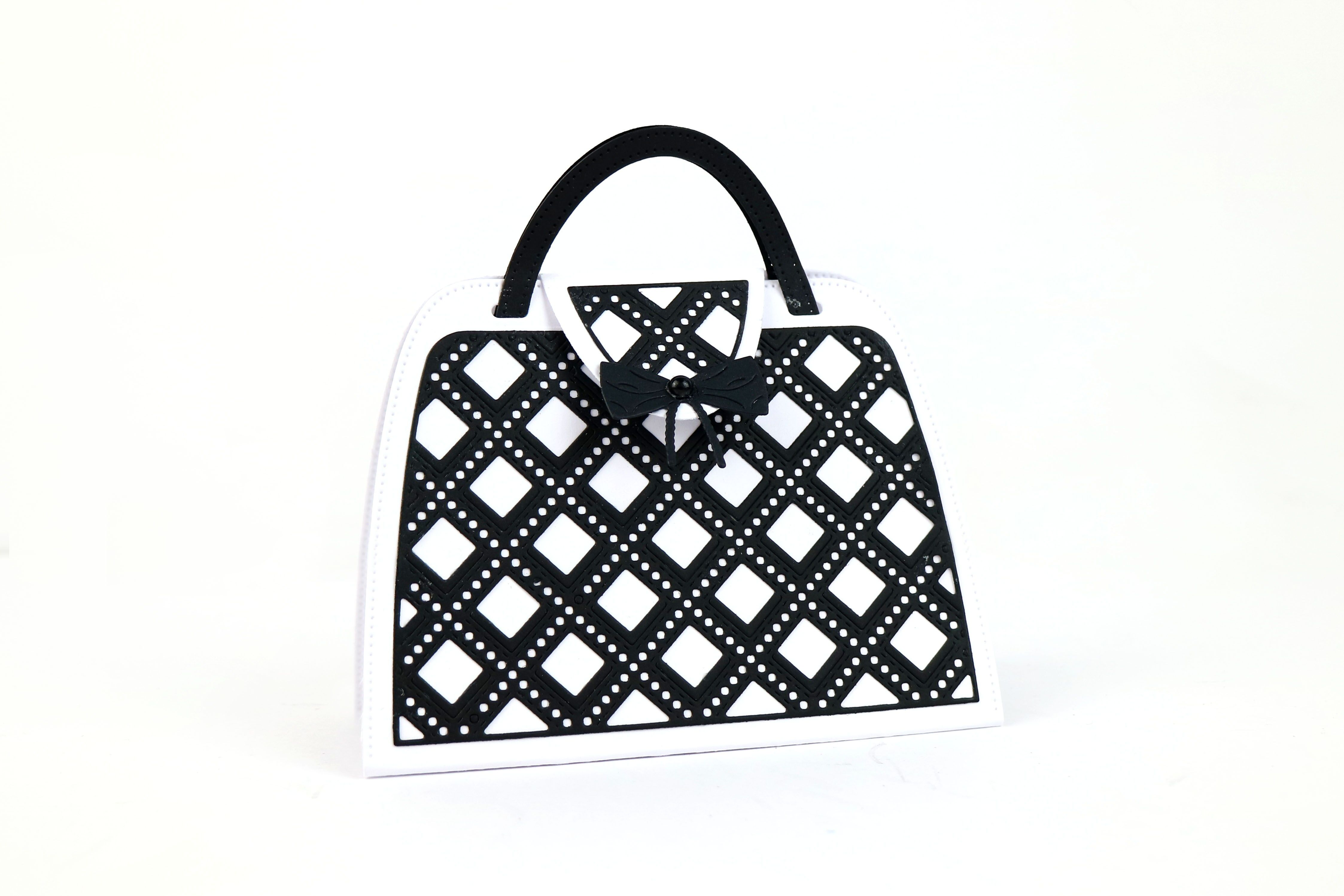 Handbag Template with Clasps (442678) from the Tactile Beauty by ...