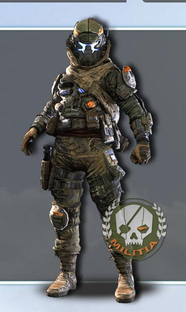 TitanFall Soldier Armor | Armor Design | Pinterest | Sci ...