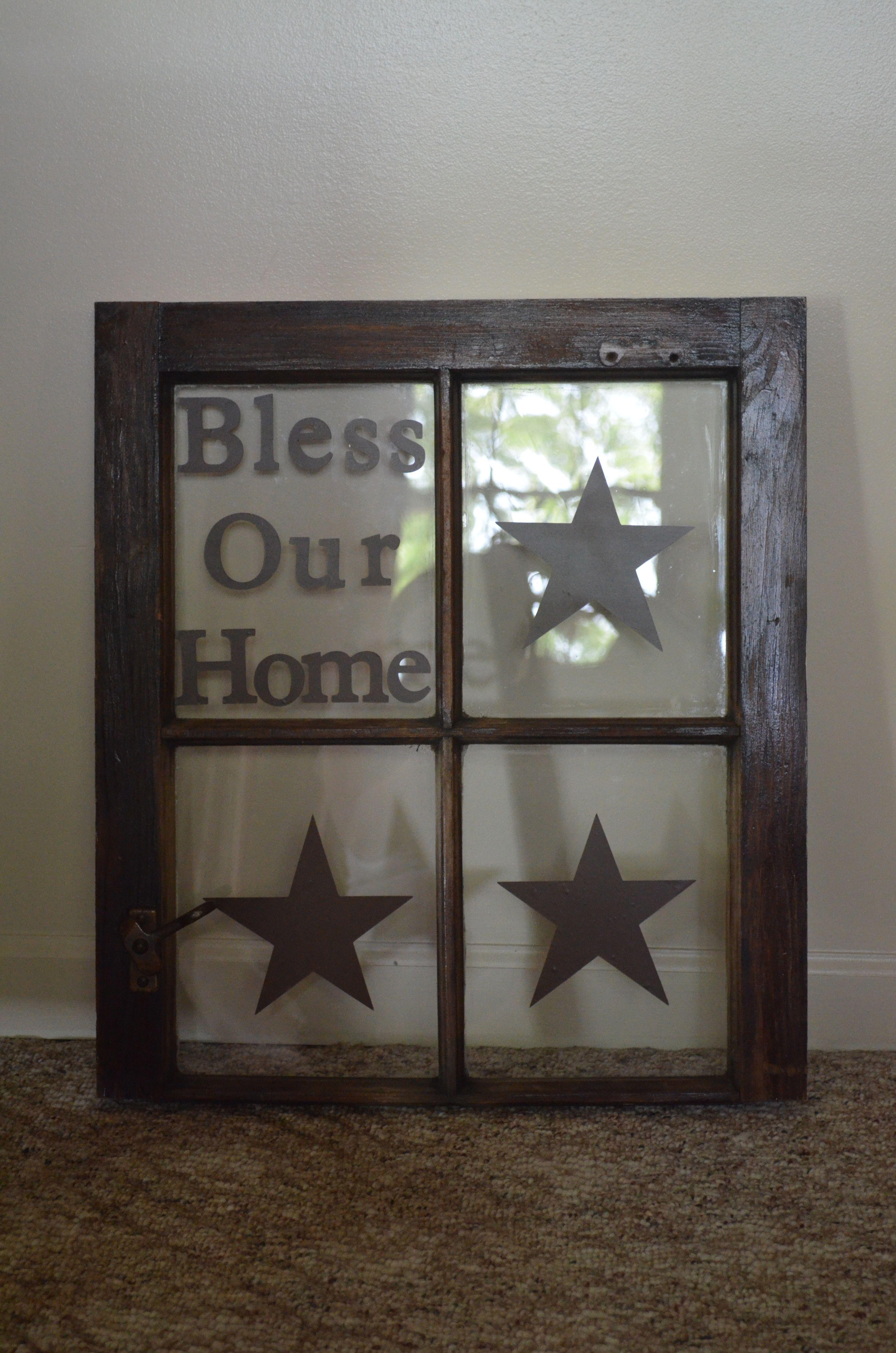 House wooden window design  repurposed old window designs  craft ideas  pinterest  window
