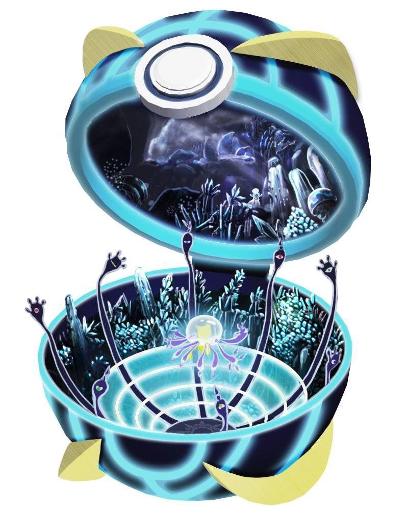 Inside A Beast Ball Is Ultra Space Pokemon Cool