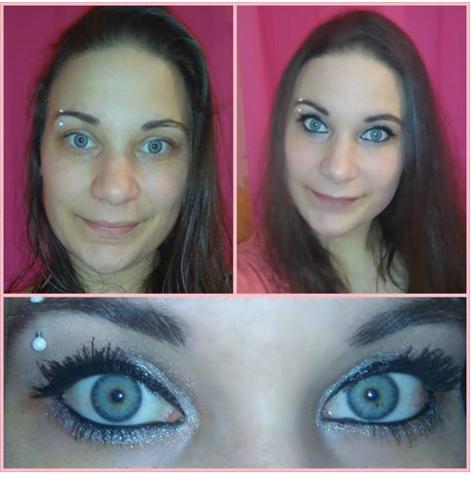 De Beaux yeux par http://beautecapillaire100pour100naturelle.over-blog.com/ #zaomakeup #makeupbioaddicted #maquillagenaturel #vegan