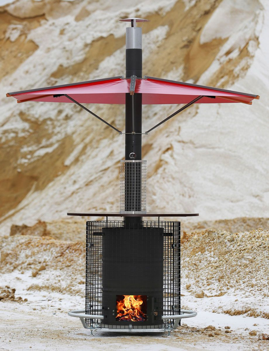 firemate wie sie die firemate auch immer nennen feuertonne partyofen oder beheizbarer. Black Bedroom Furniture Sets. Home Design Ideas