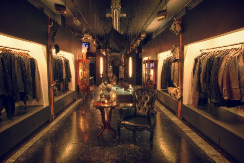 Steampunk Dressing Room (With images) | Steampunk bedroom ...